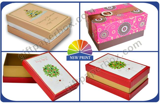 Custom Handmade Cardboard Paper Soap Gift Box , Professional Small Soap Packing Boxes